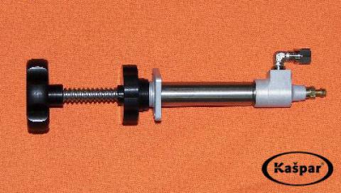 Propellerverstellung für Armaturenbrett