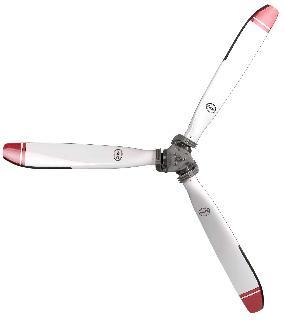 Propeller KA - 3 adjustable during the flight